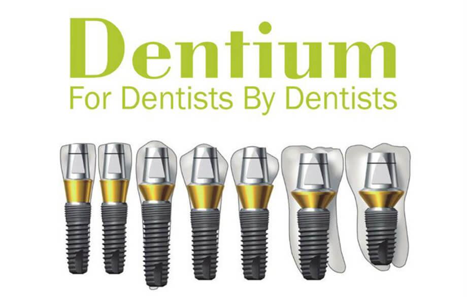 Импланты DENTIUM mobile
